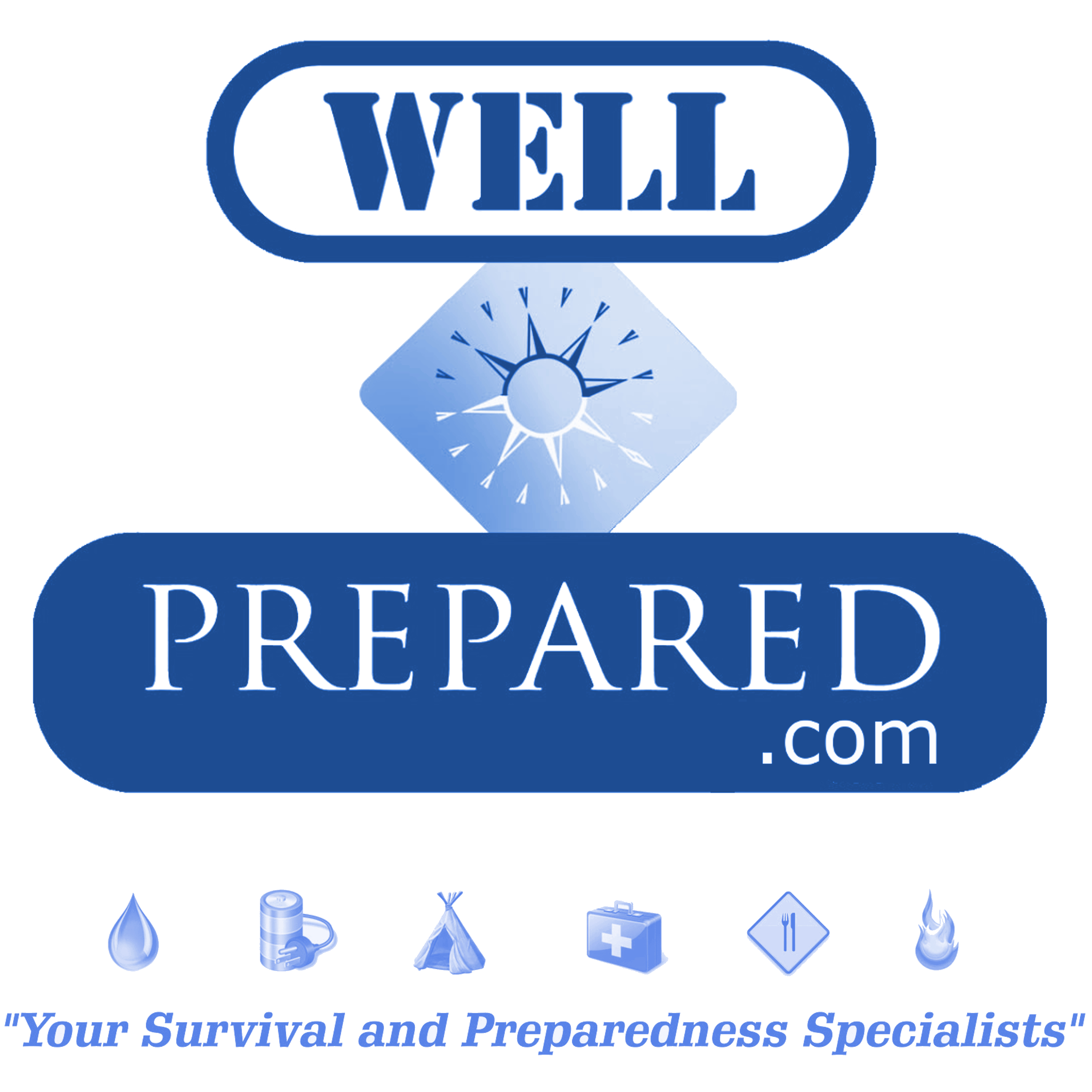 New Logo for Well Prepared