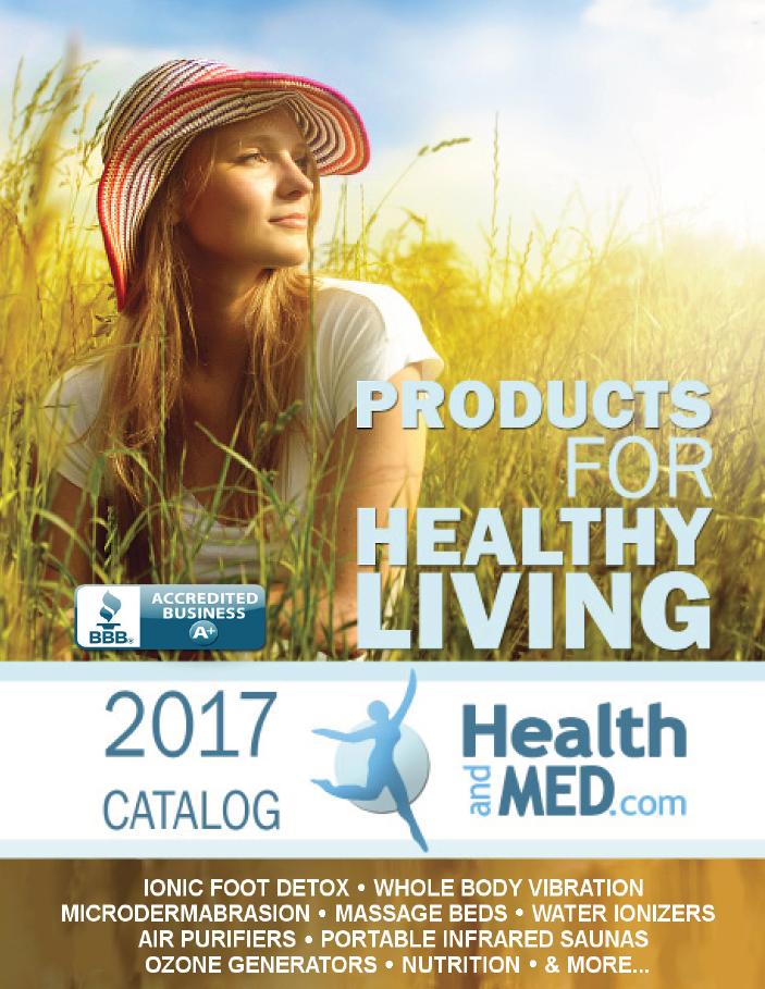 HEALTHandMED Product Catalog 2017