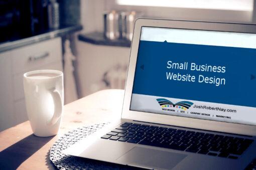 Small Business Website Design, Better than Wix